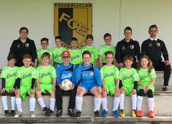 E Jugend FC Egglkofen