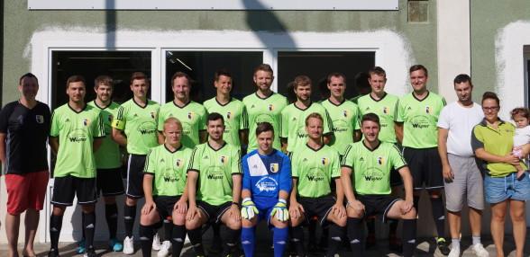 FC Egglkofen Herren Mannschaft 2017/18