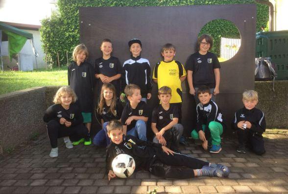 F-Jugend der Saison 2017/18