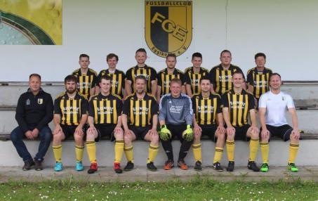 FC Egglkofen Herren Mannschaft II 2016/17