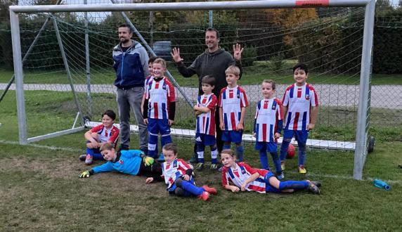 F-Jugend der Saison 2018/19