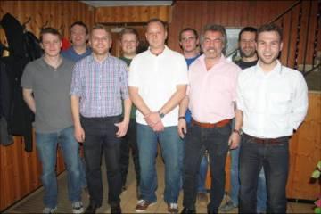 FCE Vorstandschaft 2013