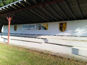 FCE Tribühne